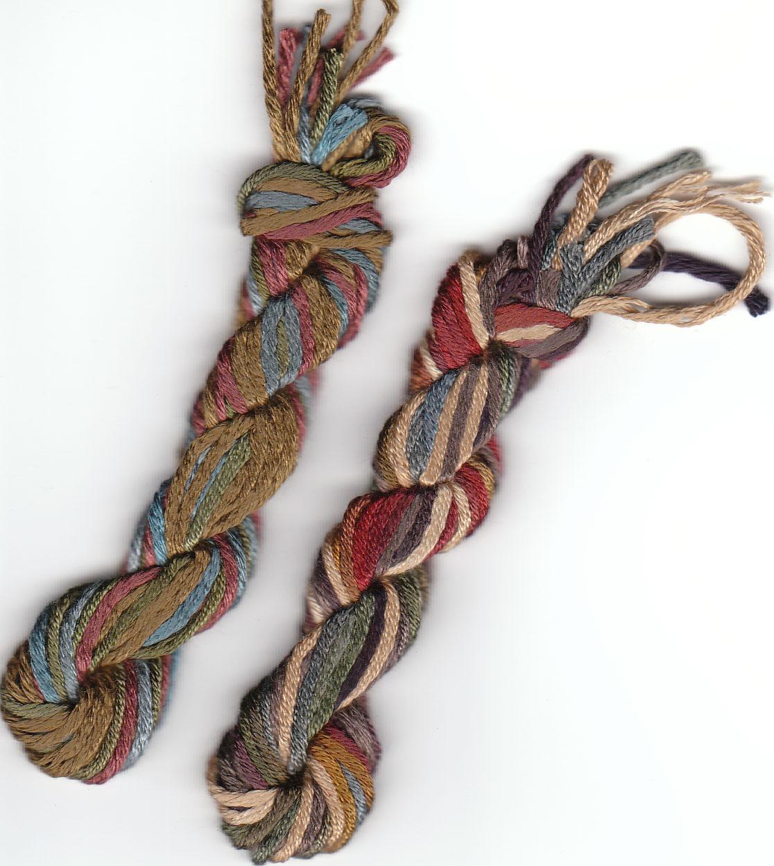 Quaker Stitches thread pack