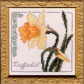 Daffodil Floral Elegance Kit