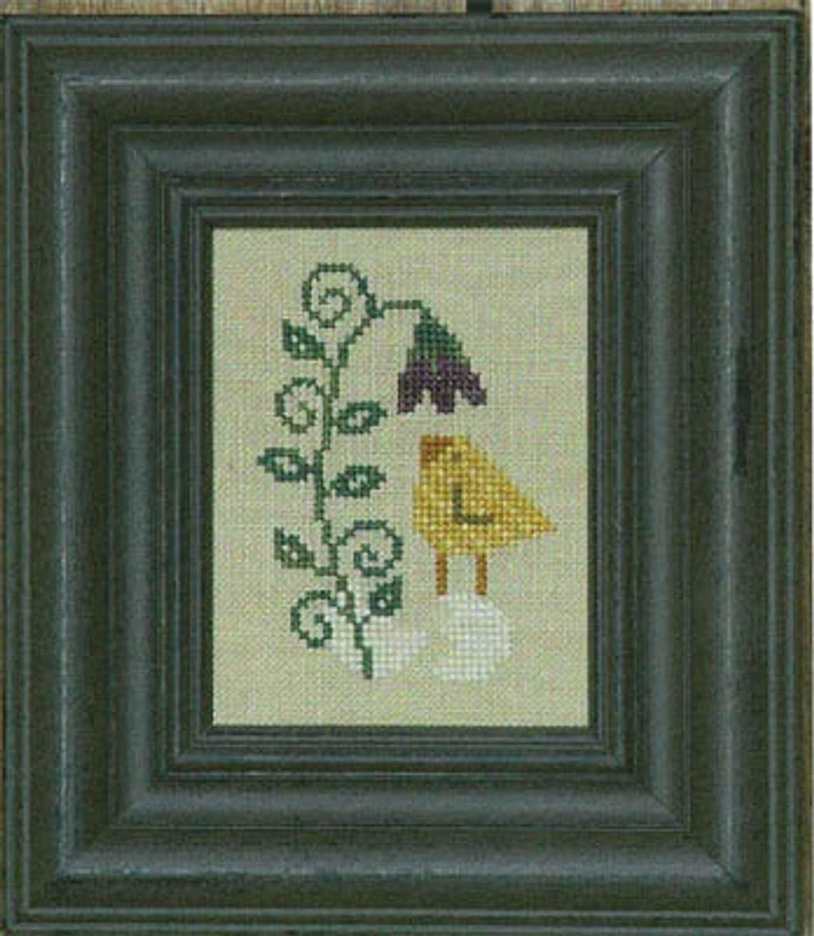 Bc Chart Cross Stitch - Are You My Mother?