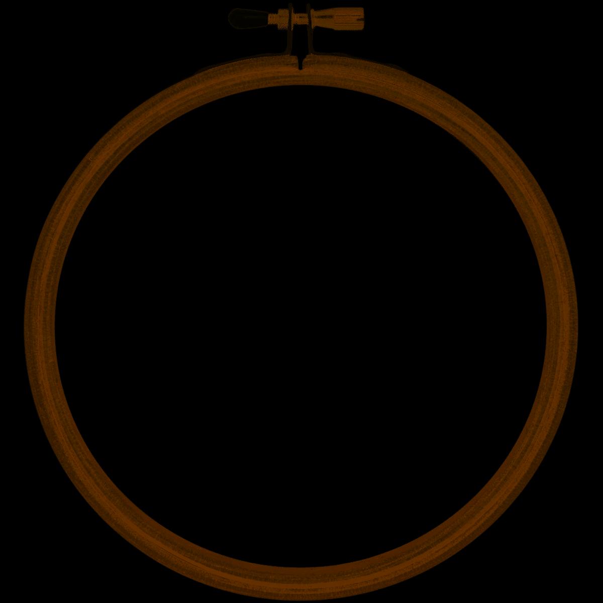 Wood Hoop - 5
