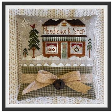 Hometown Holidays - Needlework Shop