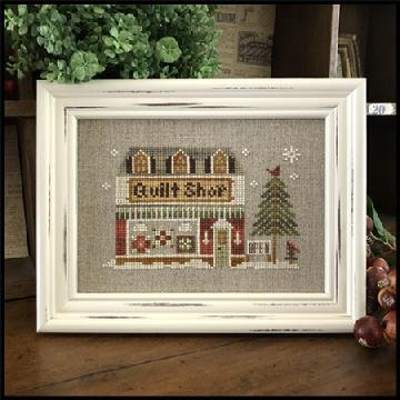 Hometown Holidays - The Quilt Shop