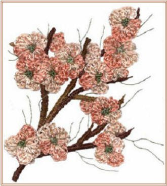 Learning Kit - Lesson #6 - Peach Blossom