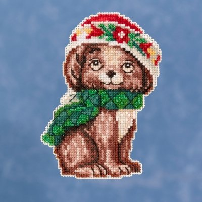 Puppy - Jim Shore Buttons & Beads kit