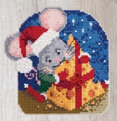 Mac Cheese ornament kit