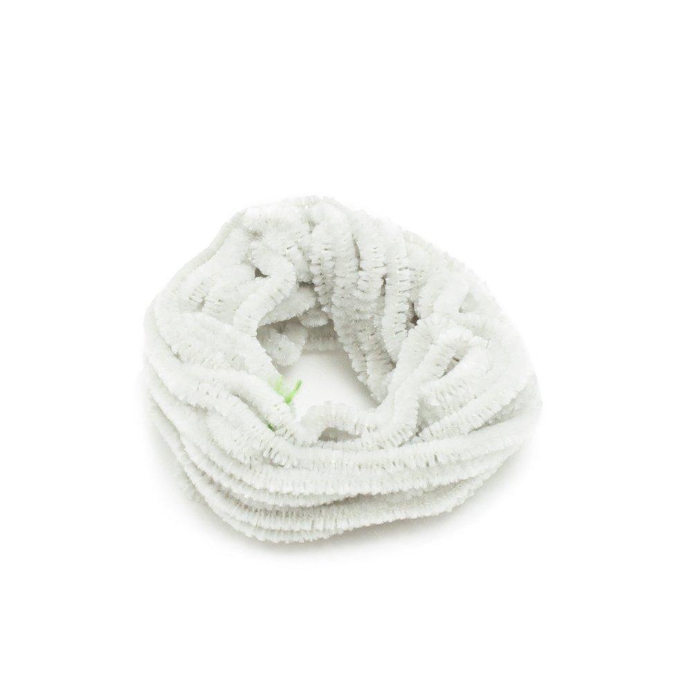 Soie Chenille Silk Fibre