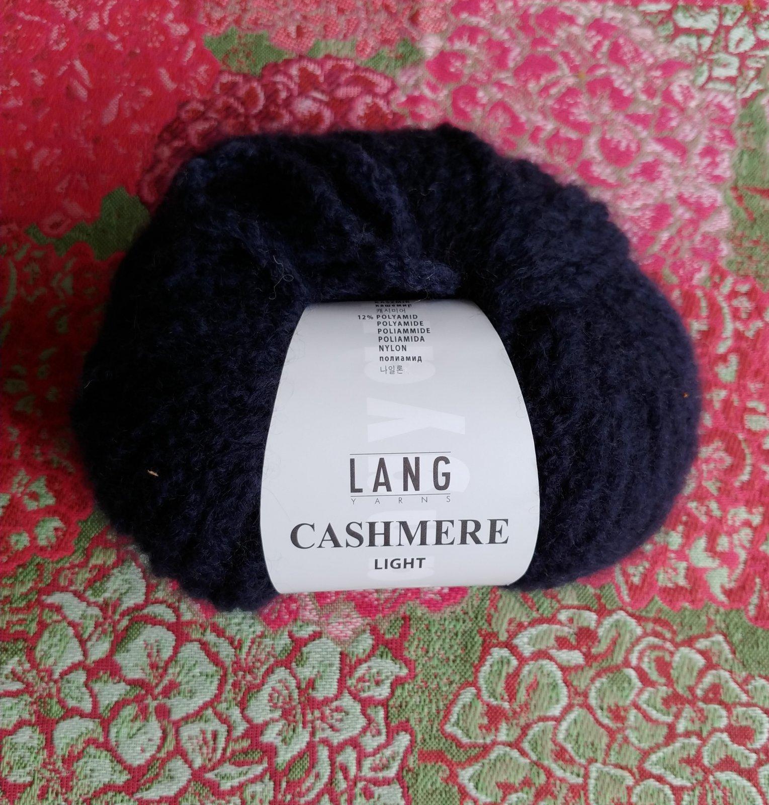 Lang Cashmere Light 950-70