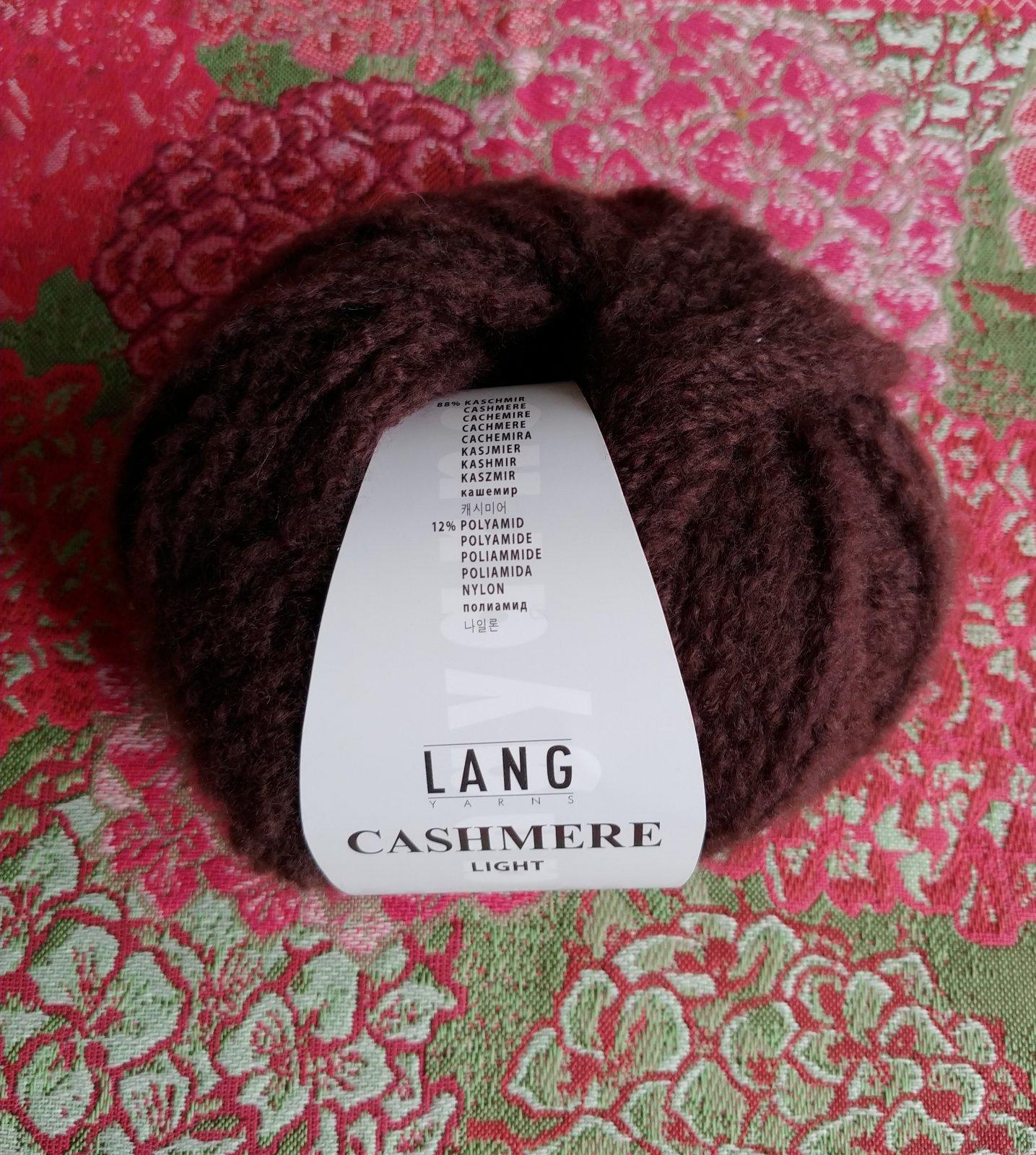 Lang Cashmere Light 950-80