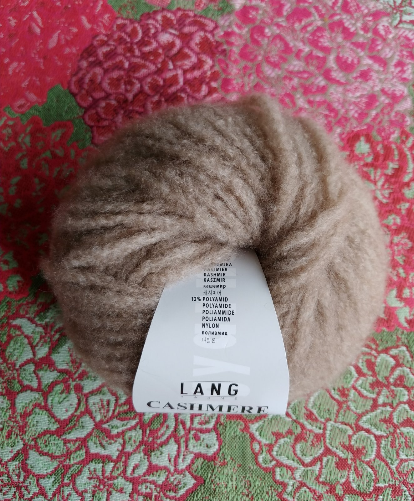Lang Cashmere Light 950-39