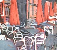 JTP -004 UMBRELLAS AND CHAIRS