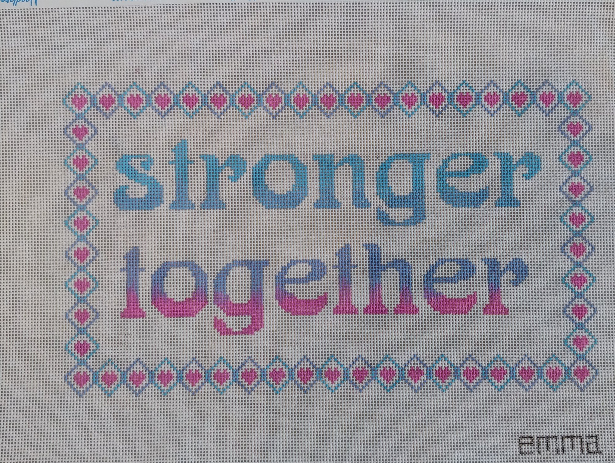 Stronger Together  by Emma