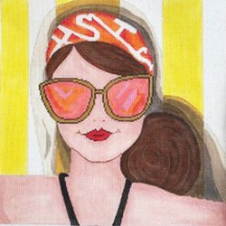 Patti Mann 20006 Sunglass Girl