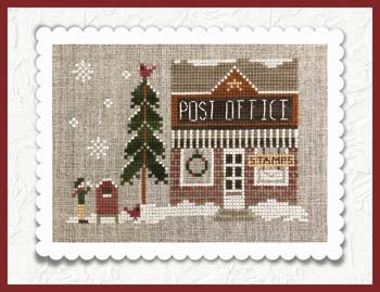 HOMETOWN HOLIDAY - POSTOFFICE