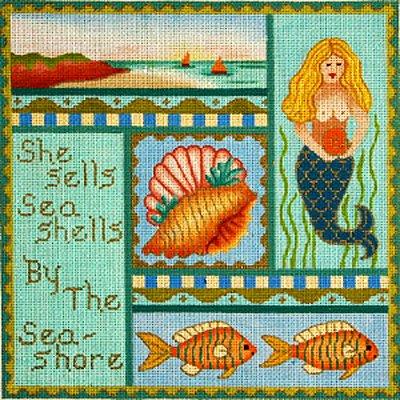 3355 She Sells Sea Shells