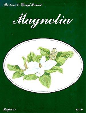 MAGNOLIA 3457 CW DESIGNS