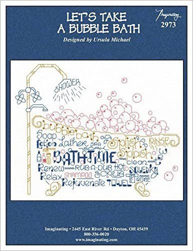Imaginating Let's Take a Bubble Bath Kit