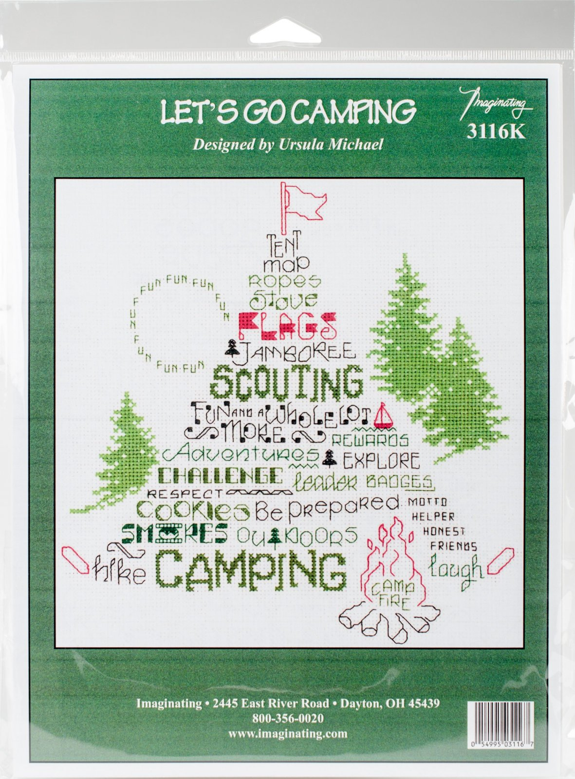 Imaginating Let's Go Camping Kit