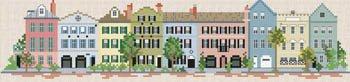 Petite Rainbow Row  cw designs -