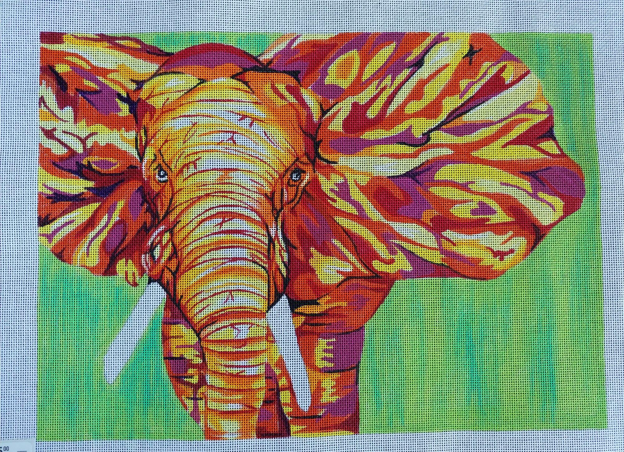 A-18 Oasis Elephant