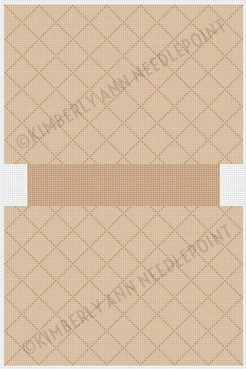 MB -15F QUILTED BAG BEIGE