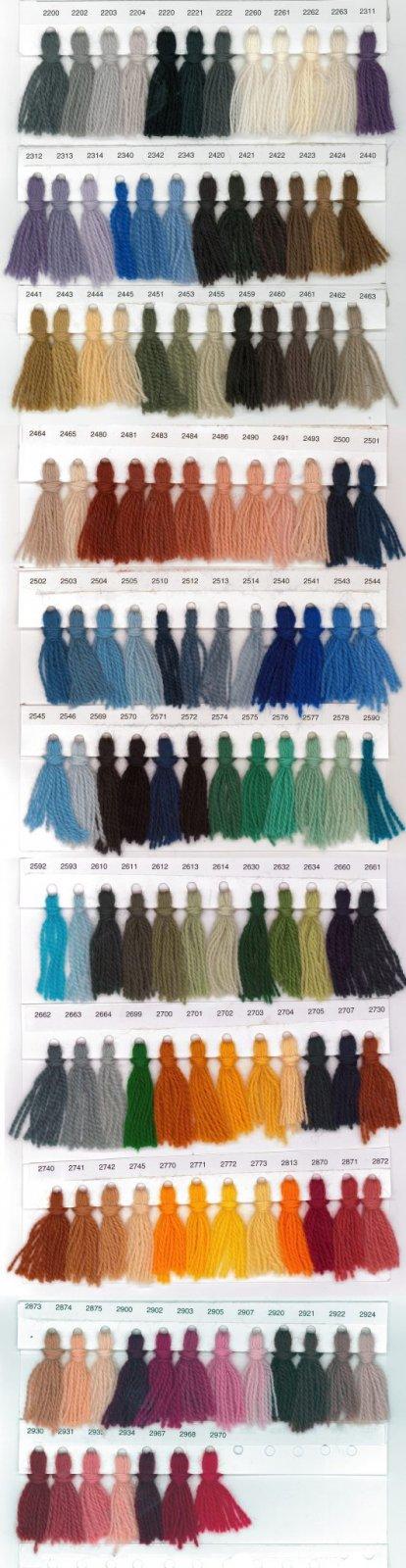 Anahera wool small skein