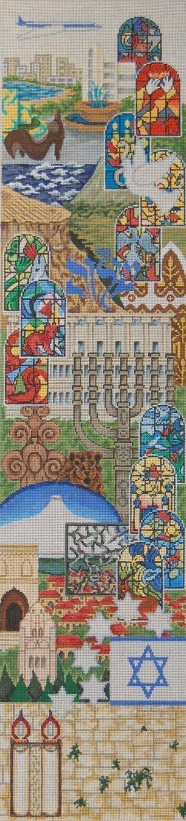 BP010 ISRAEL BELL PULL