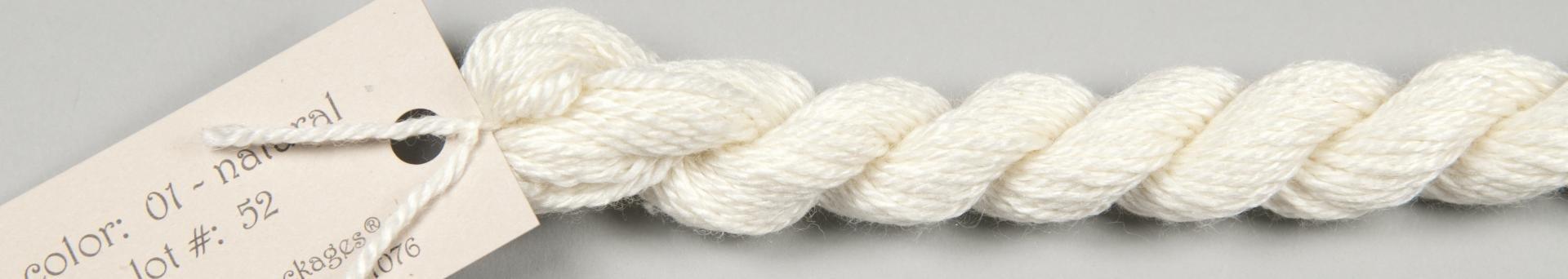 Silk & Ivory Threads