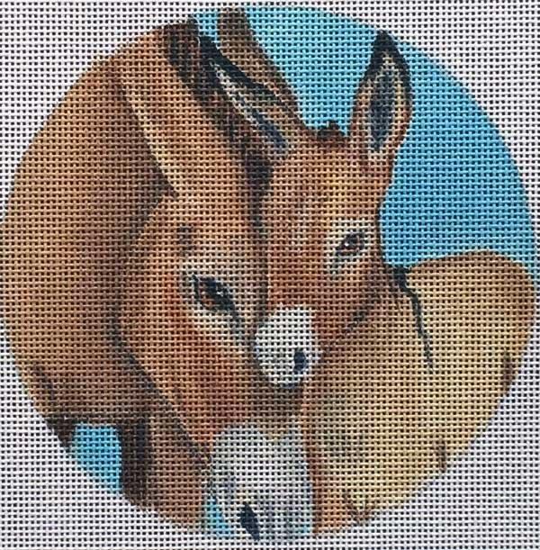 Donkey Pair FF59