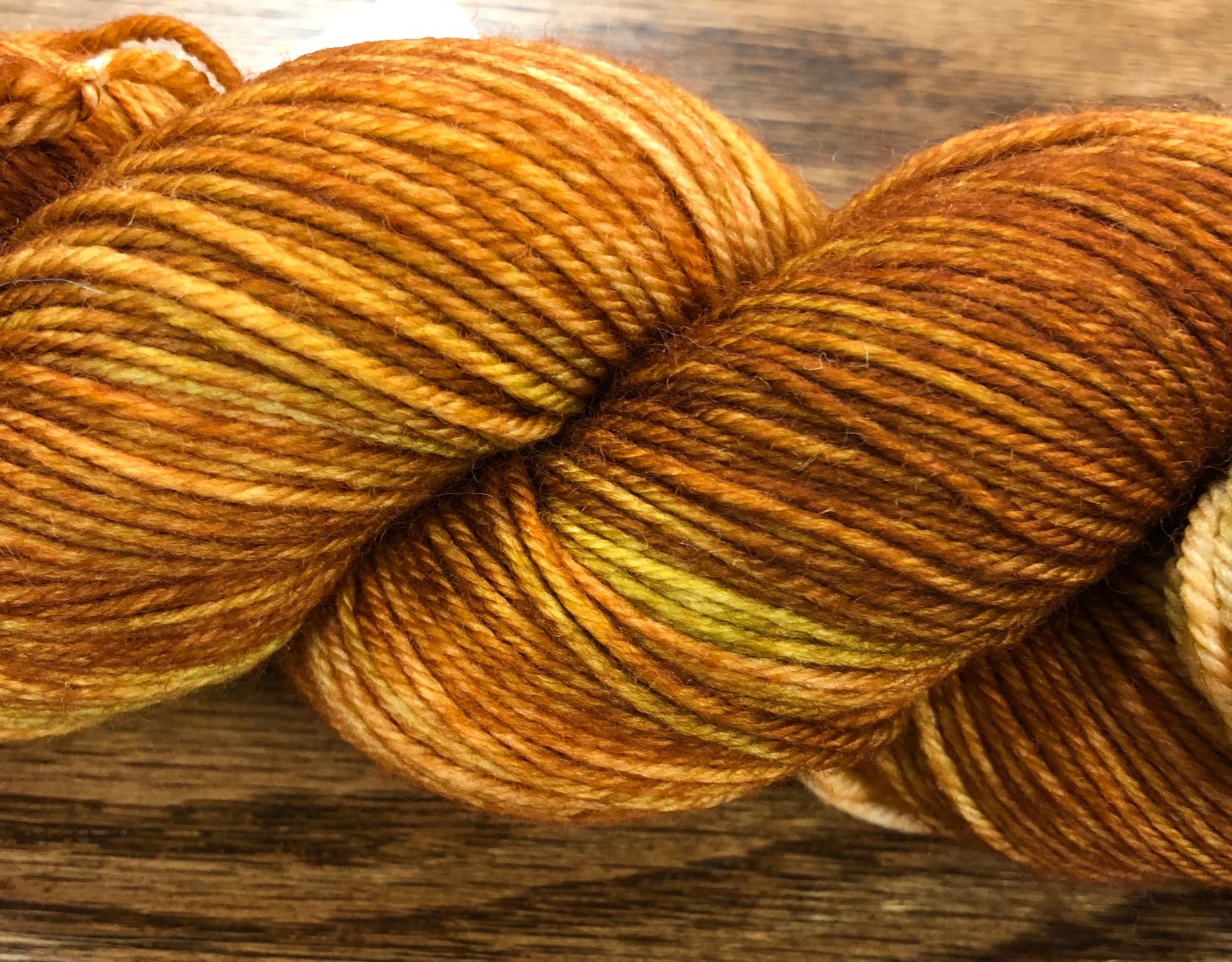 Autumn Spartina Yarn Sport