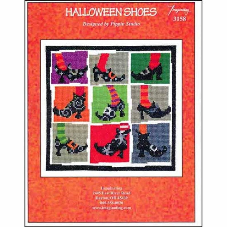 Imaginating Halloween Shoes Kit