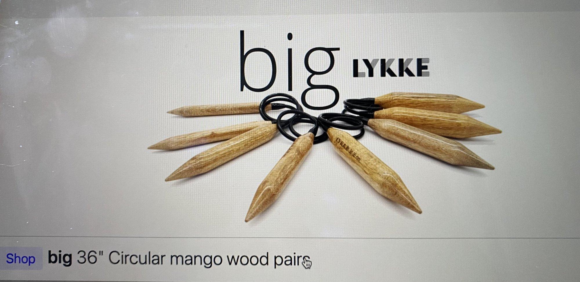 LYKKE BIG MANGO