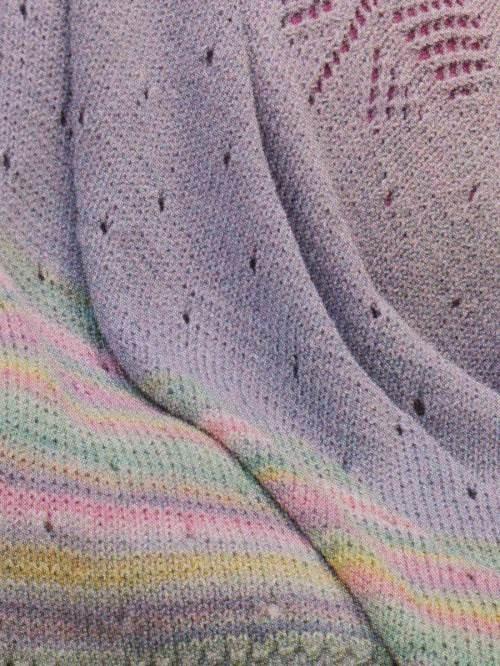 Fair Cotton Craft 603 Violet, Green, Pink