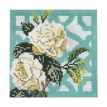Flower Coaster K&B KB 1296 Gardenia