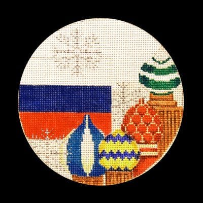 0R13 ORNAMENT RUSSIA