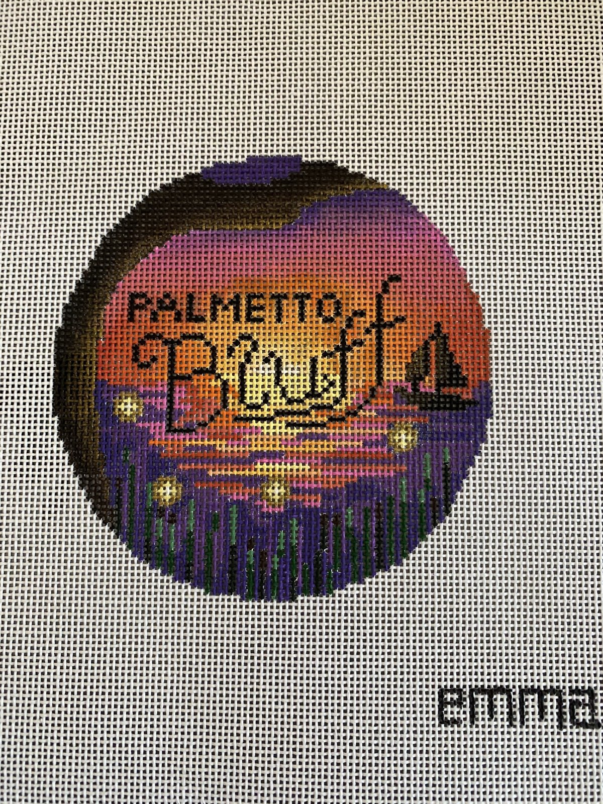 Palmetto Bluff Round  Emma
