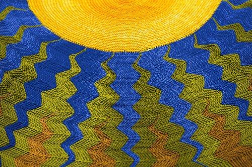 Sunshine Kit - Urth Yarn -color 3053, 3056, 3059 & 3060