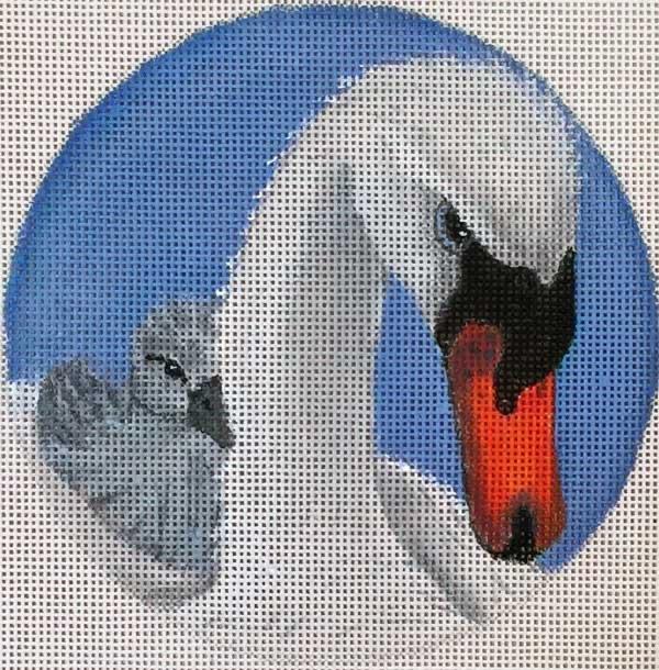 Swans Round FF57B