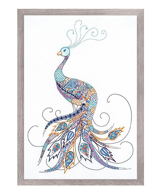 Bird of Luck Riolis  Embroidery Kit 1587