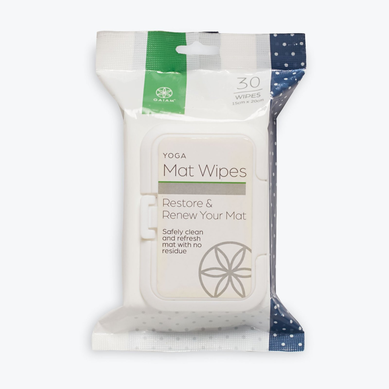 Yoga Mat Cleaning Wipes