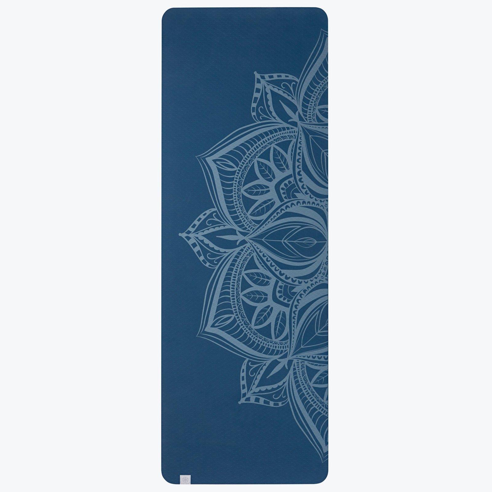 Performance Printed Yoga Mat