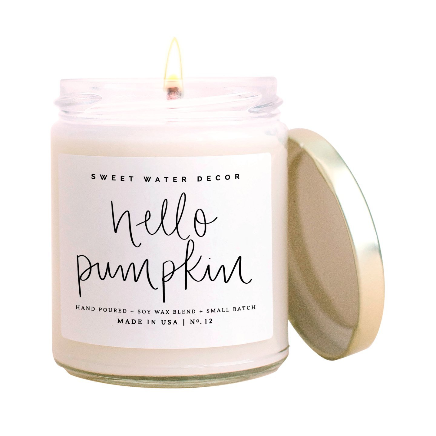 Sweet Water Candle