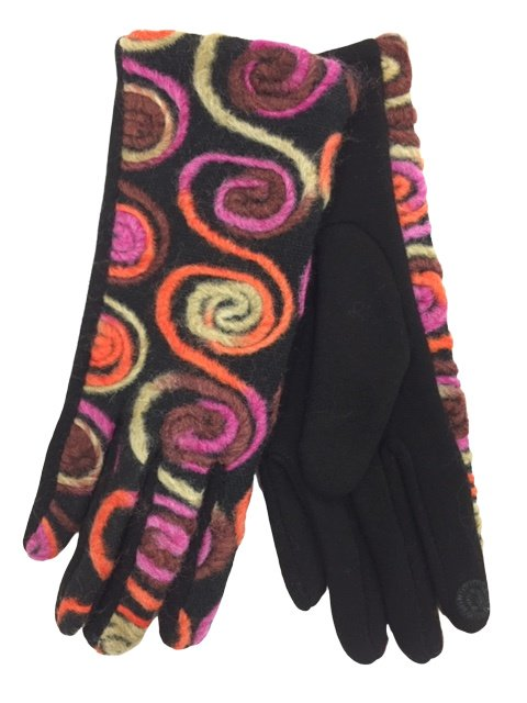 Jersey Swirl Glove