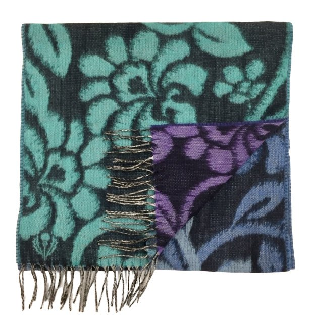 Damask Design Scarf