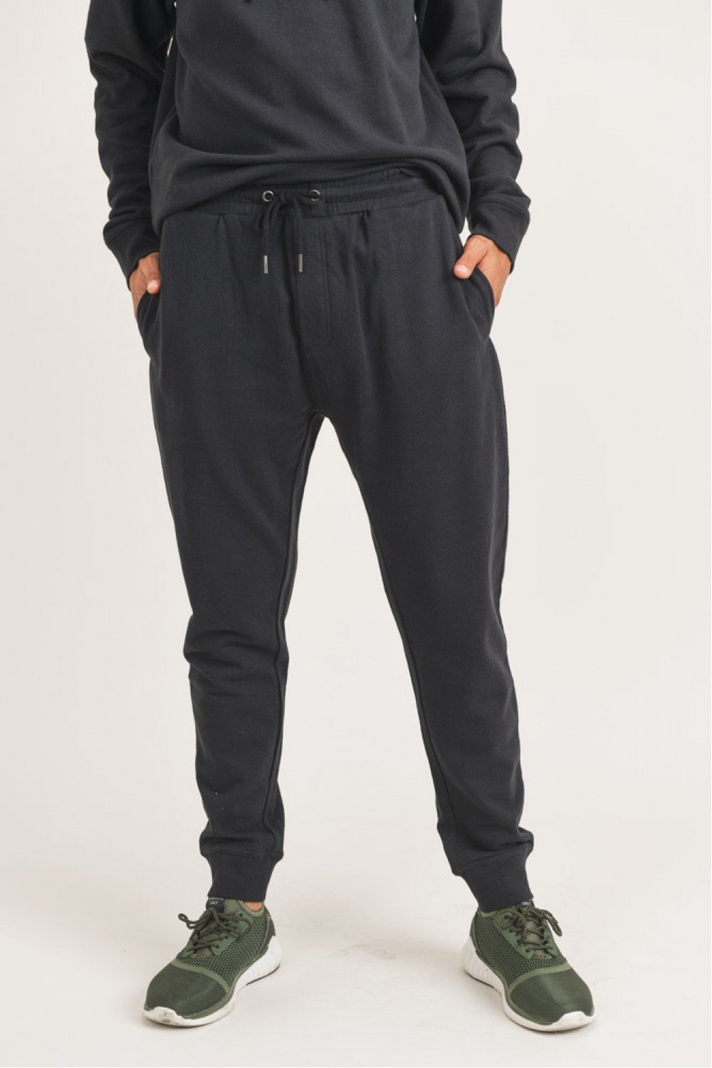 Men's Cotton Terry Essential Joggers