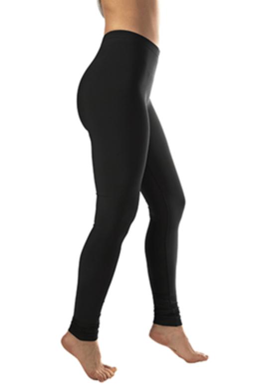 Spandex Fleece Lined Leggings
