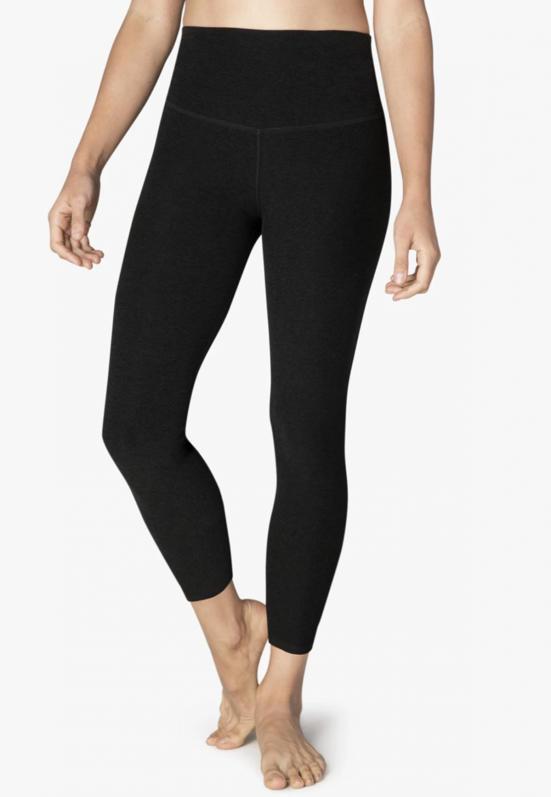 High Waisted Midi Legging