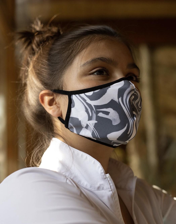 Devotion Face Mask