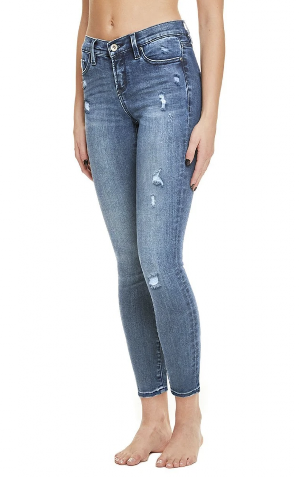 Cropped Brooklyn Jeans