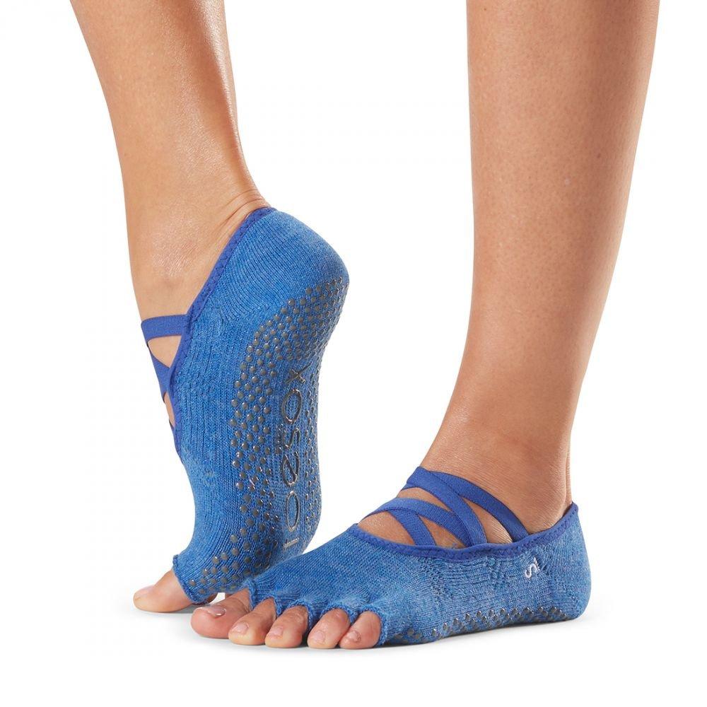 Grip Half Toe Elle Socks