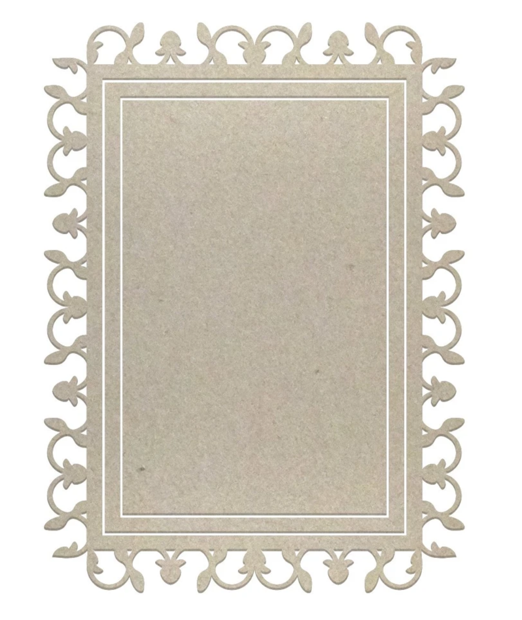 Chipboard - CO - Viney Frame Set - suits 3x2in photos (3pc)